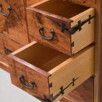 Checked Drawers